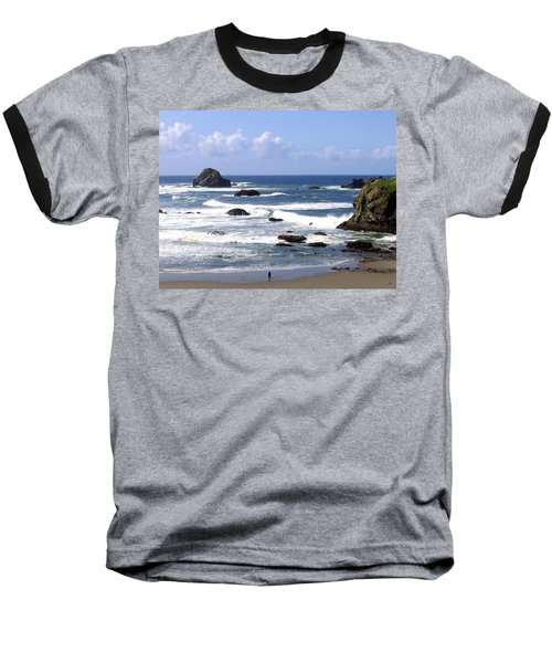 Invigorating Sea Air Baseball T-Shirt