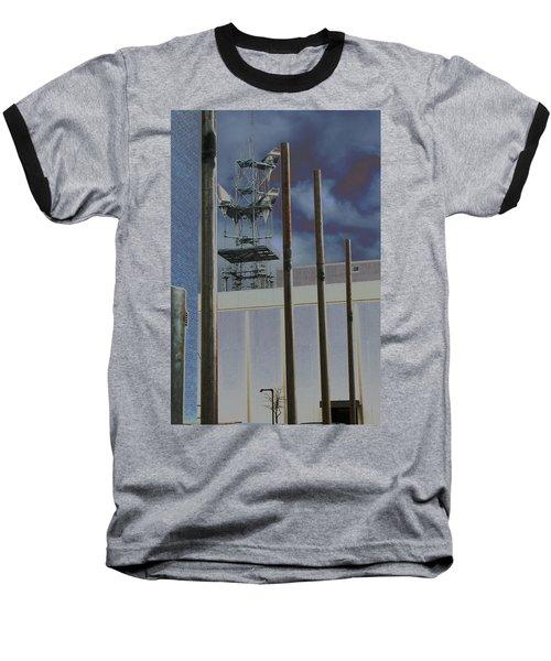 Invisible Industry Baseball T-Shirt