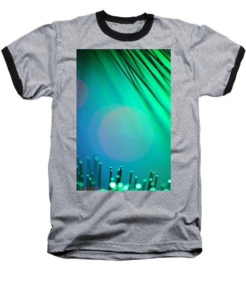 Invisible Sun Baseball T-Shirt