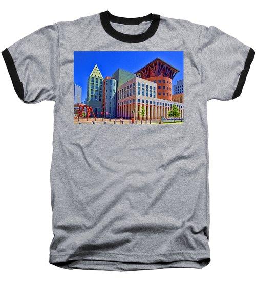 Invitation To Learn Baseball T-Shirt