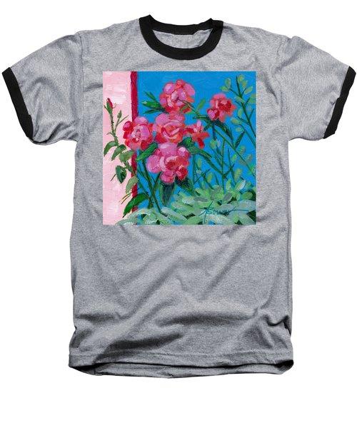 Ioannina Garden Baseball T-Shirt
