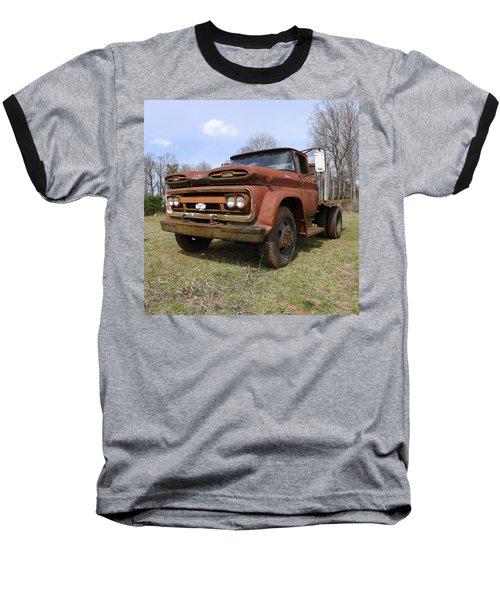 Irene's Viking  Baseball T-Shirt by Joel Deutsch