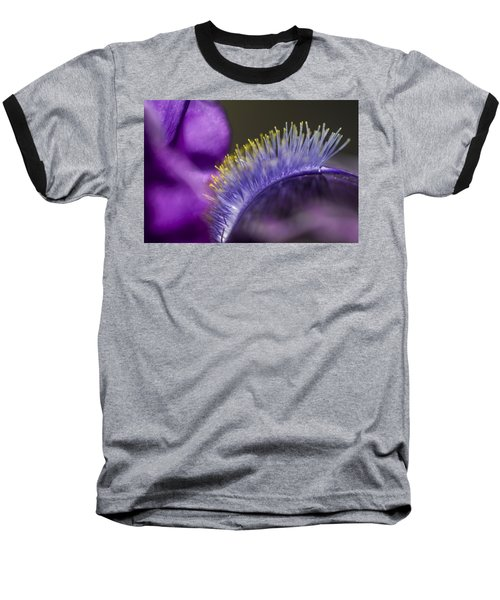 Iris Beard Baseball T-Shirt