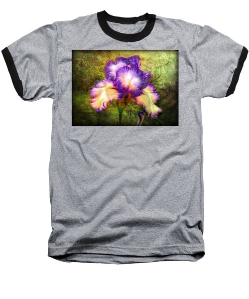 Iris Beauty Baseball T-Shirt