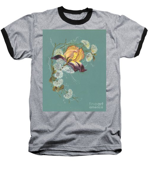 Iris Garland Baseball T-Shirt