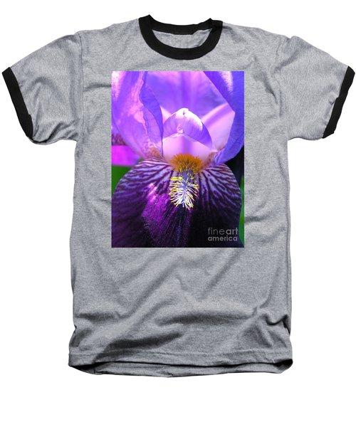 Iris Light Baseball T-Shirt