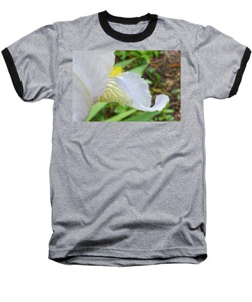 Iris Macro 2 Baseball T-Shirt