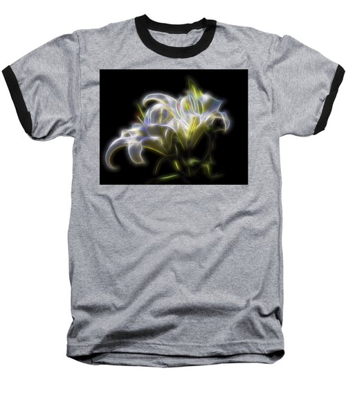 Iris Of The Eye Baseball T-Shirt