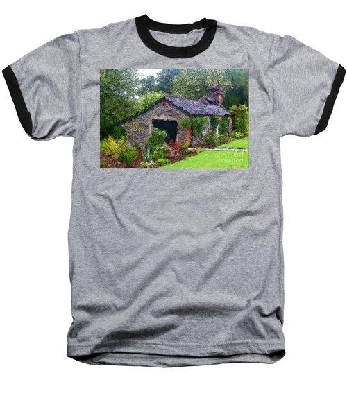 Irish Cottage Baseball T-Shirt