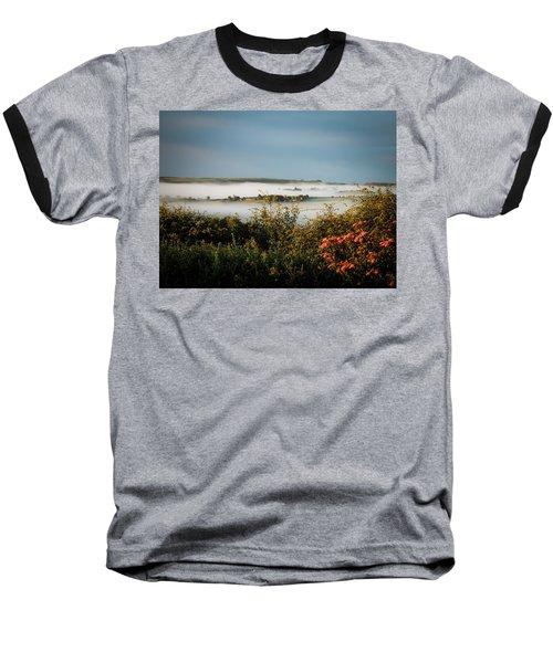 Irish Mist Over Lissycasey Baseball T-Shirt