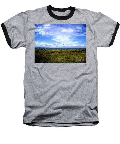 Baseball T-Shirt featuring the photograph Irish Sky by Nina Ficur Feenan