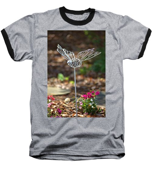 Iron Butterfly Baseball T-Shirt