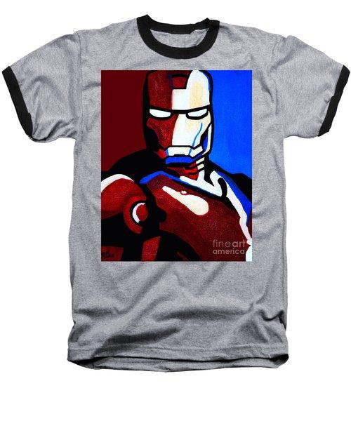 Iron Man 2 Baseball T-Shirt