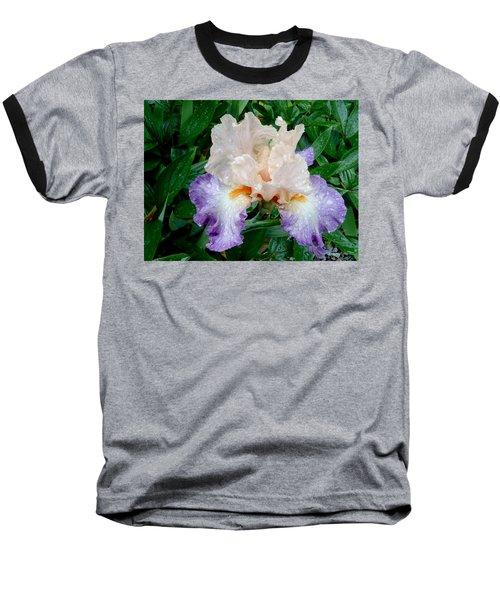 Irresistible Iris Baseball T-Shirt