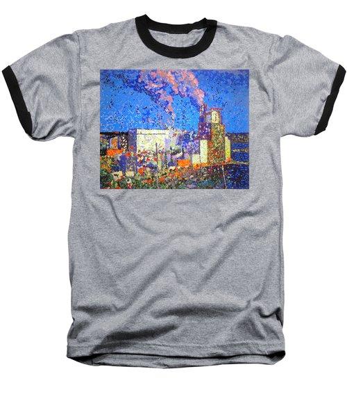 Irving Pulp Mill II Baseball T-Shirt