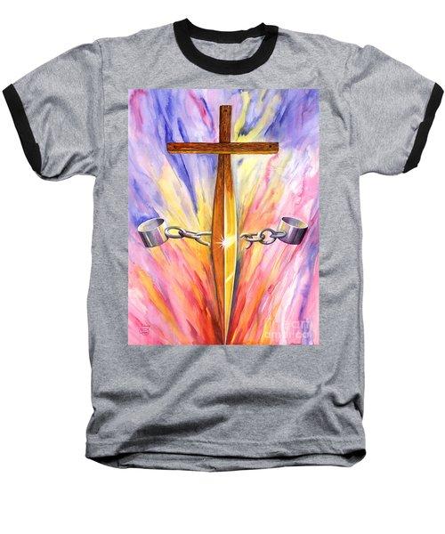 Isaiah 61 Baseball T-Shirt