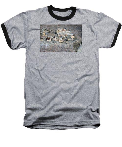 Baseball T-Shirt featuring the photograph Ishi by Cassandra Buckley
