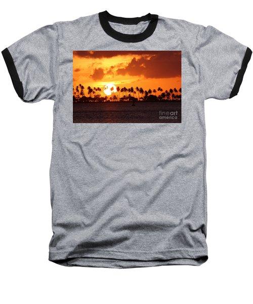 Isla De Leprosos Baseball T-Shirt