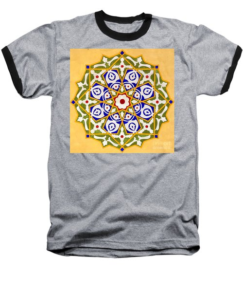 Islamic Art 09 Baseball T-Shirt