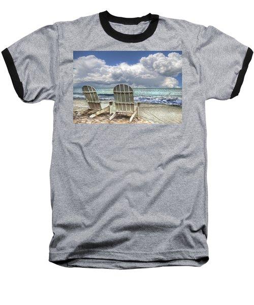 Island Attitude Baseball T-Shirt