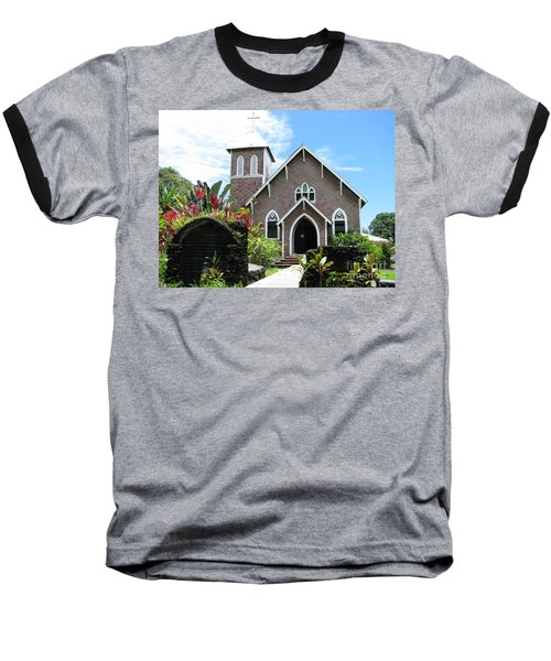 Island Church Baseball T-Shirt