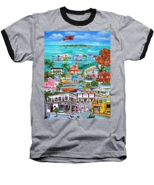 Island Daze Baseball T-Shirt