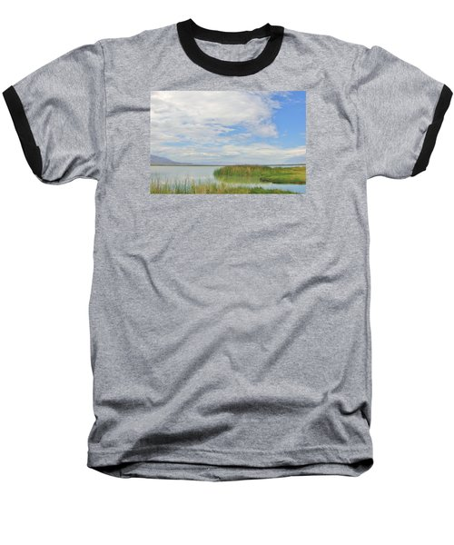 Island Peace Baseball T-Shirt
