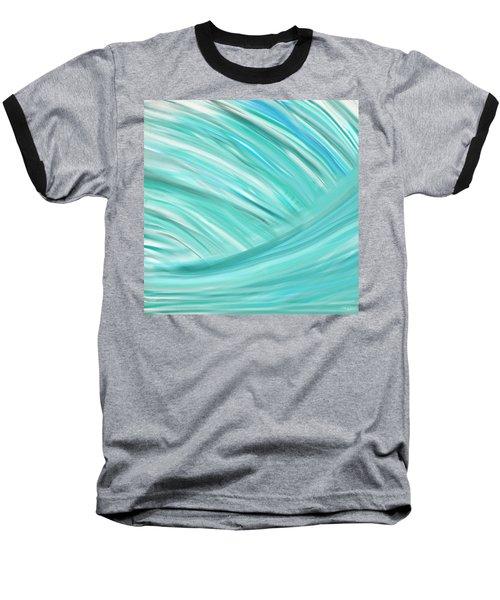 Island Time Baseball T-Shirt by Lourry Legarde