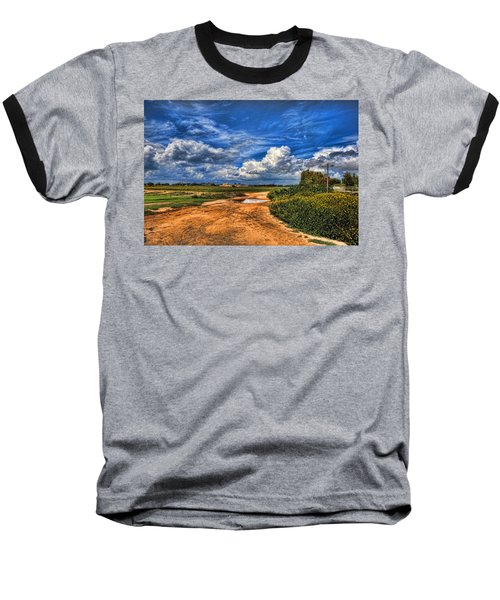 Israel End Of  Spring Season  Baseball T-Shirt
