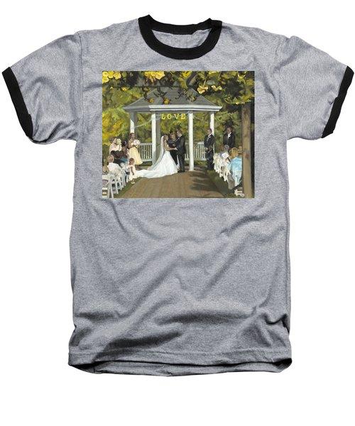 Issaquah Wedding  Baseball T-Shirt