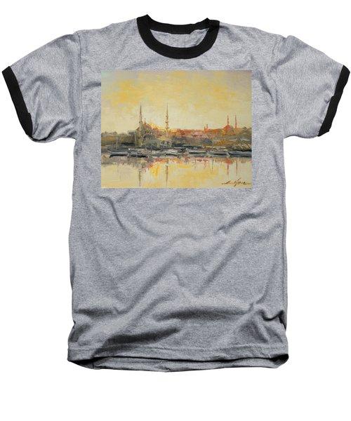 Istanbul- Hagia Sophia Baseball T-Shirt