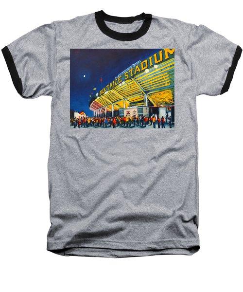 Isu - Jack Trice Stadium Baseball T-Shirt
