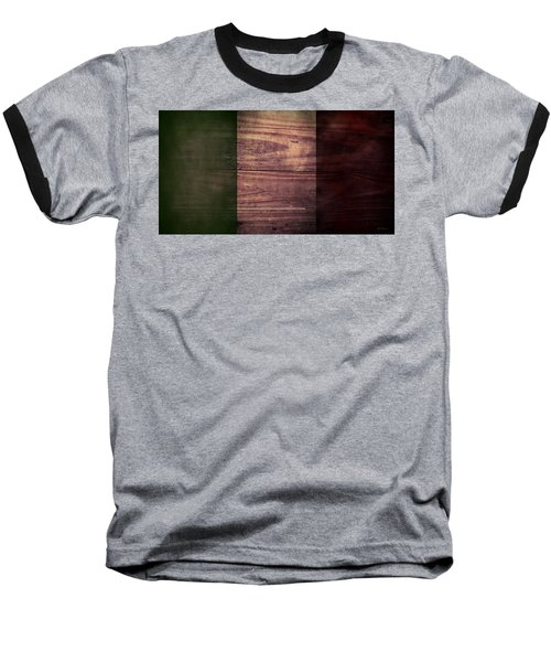 Italian Flag I Baseball T-Shirt