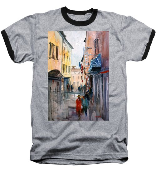 Italian Impressions 3 Baseball T-Shirt