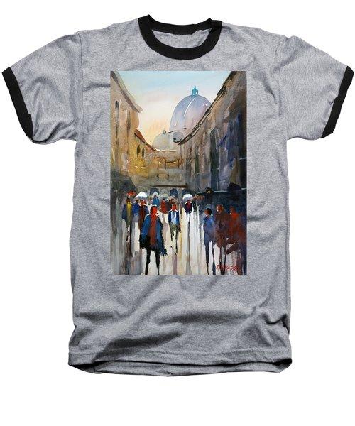Italian Impressions 5 Baseball T-Shirt