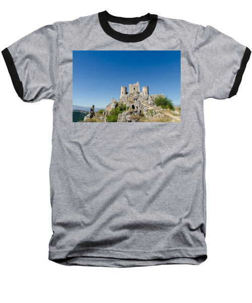 Italian Landscapes - Forgotten Ages Baseball T-Shirt