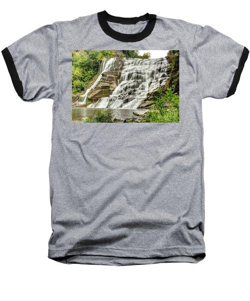 Ithaca Falls Baseball T-Shirt