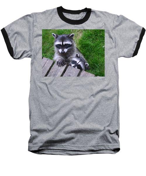 It's Nice To Meet You Baseball T-Shirt