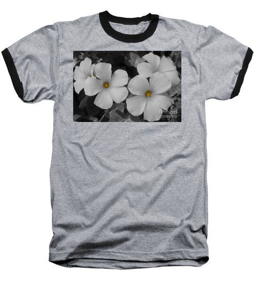 Its Not All Black And White Baseball T-Shirt