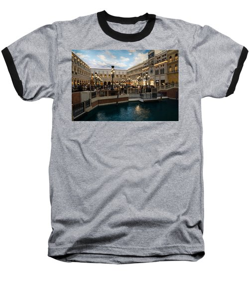 It's Not Venice Baseball T-Shirt