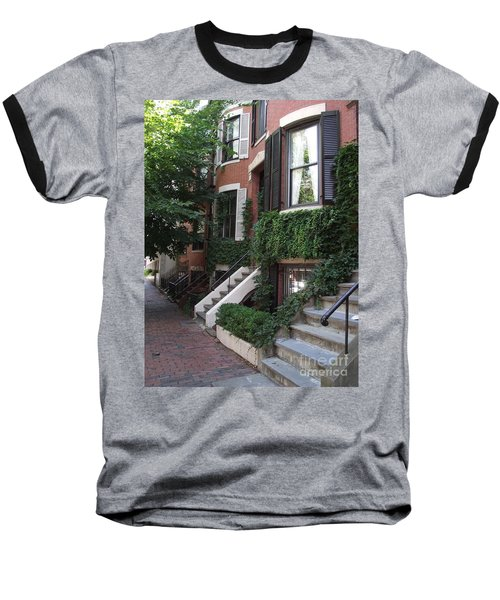 Ivy Walls Baseball T-Shirt