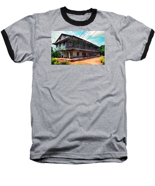Mungo Park House Baseball T-Shirt