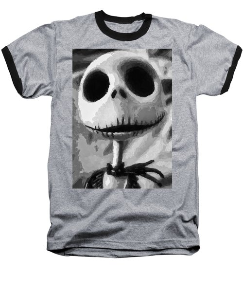 Jack Baseball T-Shirt by Joe Misrasi
