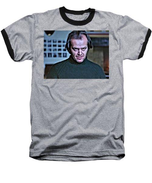 Jack Torrance Baseball T-Shirt