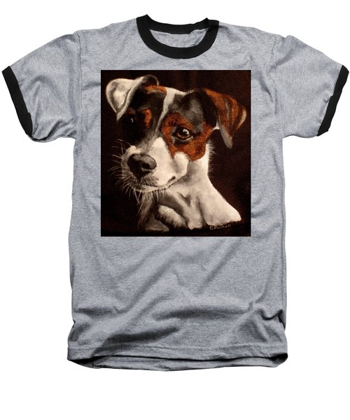 Jackie Baseball T-Shirt