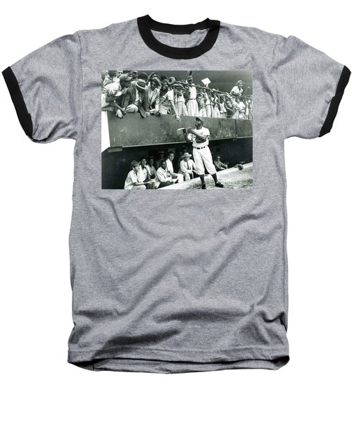 Jackie Robinson Signs Autographs Vintage Baseball Baseball T-Shirt