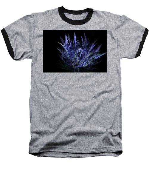Jackpot Blue Thistle Baseball T-Shirt