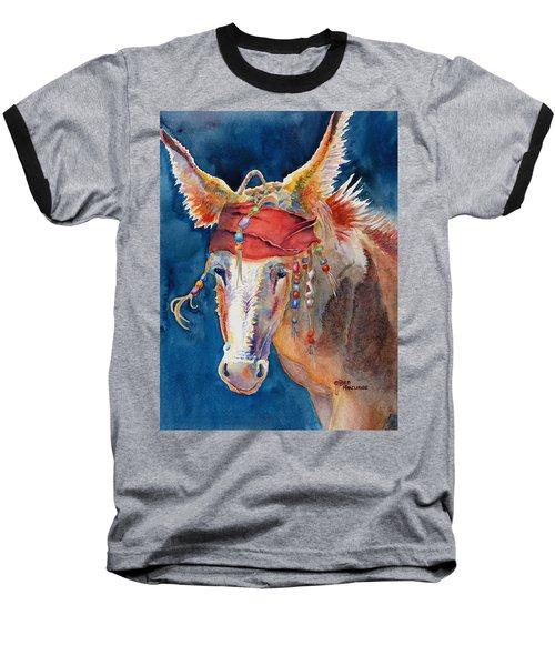 Jack Burro -  Donkey Baseball T-Shirt