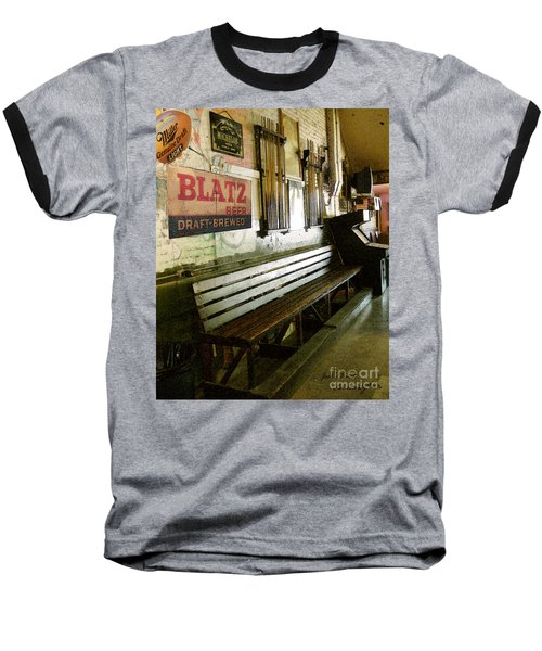 Jack's Bench Baseball T-Shirt