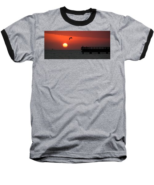 Jacks Sunrise Baseball T-Shirt